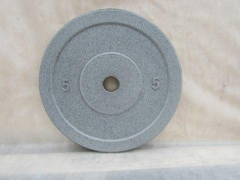 Бамперный диск 5 кг