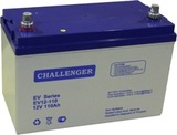 Аккумулятор Challenger EV12-110 ( 12V 110Ah / 12В 110Ач ) - фотография