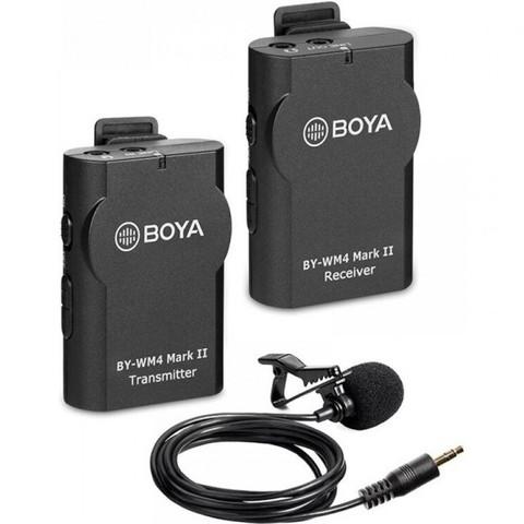 Беспроводной радио-микрофон Boya BY-WM4 Mark II