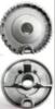 Рассекатель конфорки для газовой плиты Hansa (Ханса) - 8023673