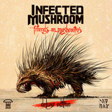 Infected Mushroom / Friends On Mushrooms (Deluxe Edition)(CD)