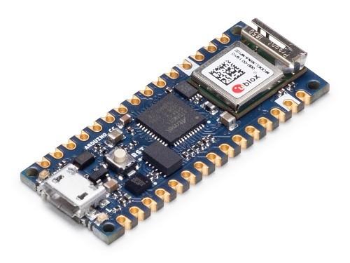 Arduino NANO 33 BLE (оригинал)