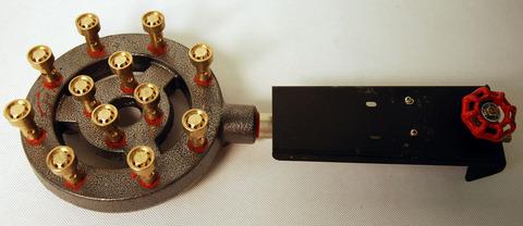 Форсунка на природном газе, Wolmex 12TL-01, 18 кВт