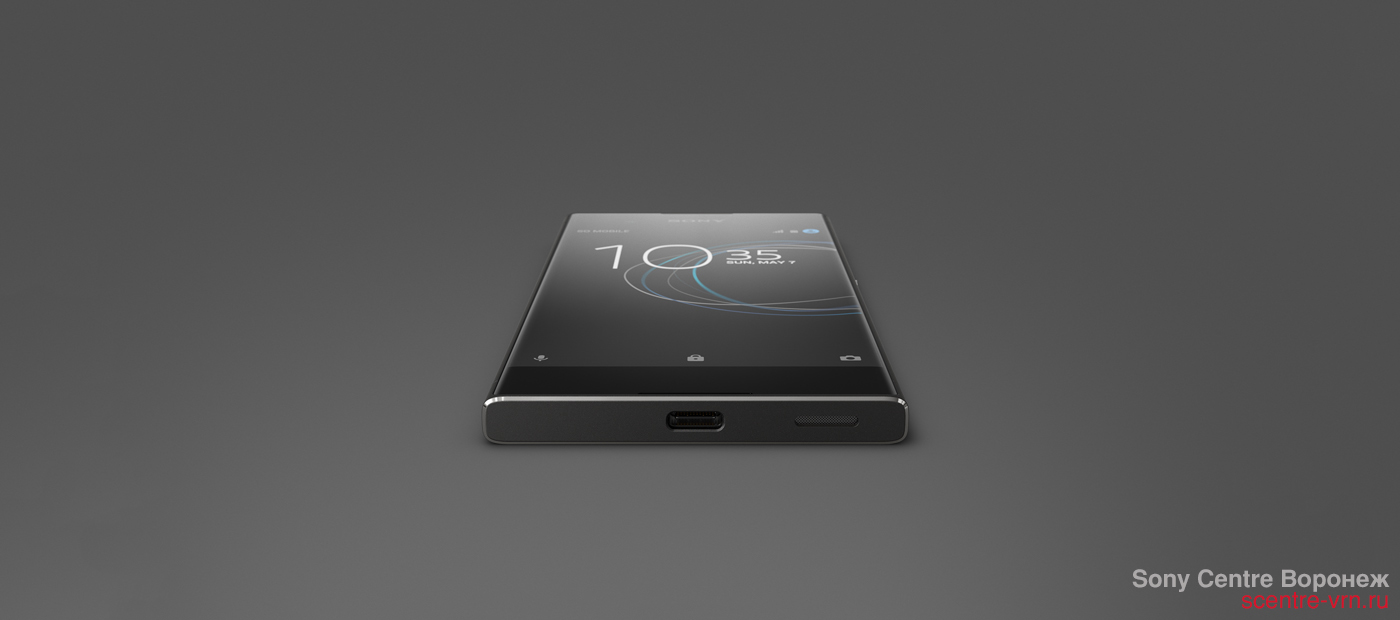 Cмартфон Sony Xperia XA1 DS, цвет чёрный