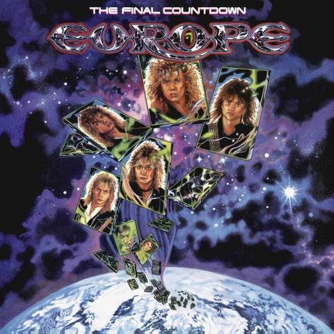 Europe / The Final Countdown (LP)