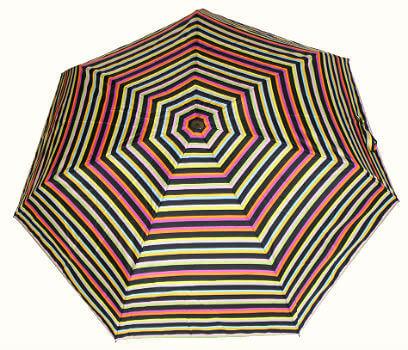 Зонт мини Guy de Jean 2002-3 à Raies grey