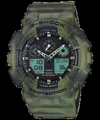 Наручные часы Casio GA-100MM-3ADR