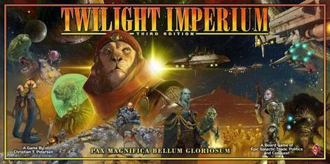 Twilight Imperium third edition