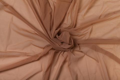 Сетка эластичная телесная (цвет загорелой кожи)