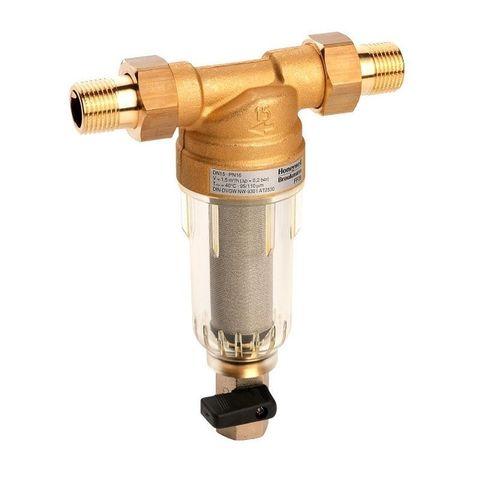 Самопромывной фильтр для холодной воды Honeywell 1/2