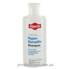 Alpecin Hypo-Sensitiv Shampoo - Шампунь от перхоти для чувствительной кожи головы