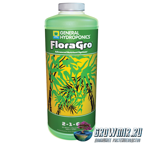 Original FloraGro GH 500 ml
