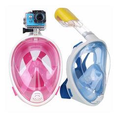 Маска для снорклинга Diving Mask