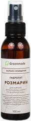 Гидролат Розмарин, 100 мл (Greenmade)
