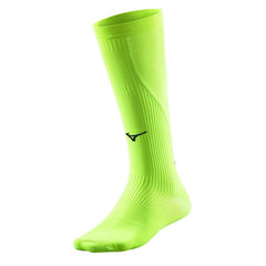 MIZUNO COMPRESSION SOCK компрессионные гольфы лайм