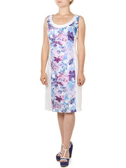 P209-85z платье женское, цветное