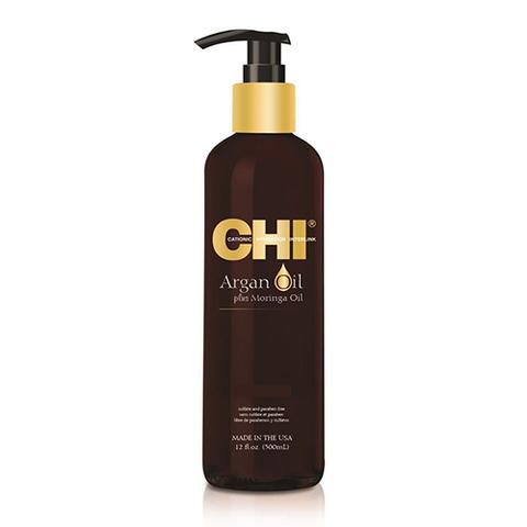 CHI Argan Oil Plus Moringa Oil Conditioner - Восстанавливающий кондиционер с маслом арганы