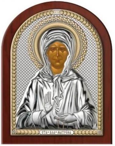 Икона Св Матрона Московская (7,5*11)
