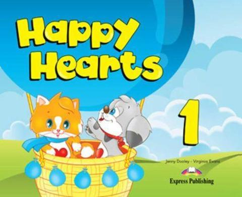 happy hearts 1 student's book - учебник