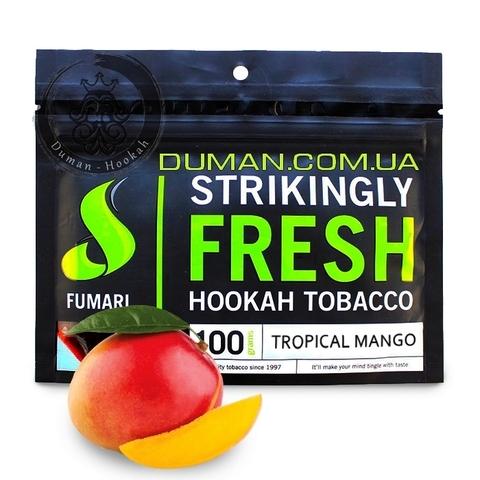 Табак Fumari Tropical Mango (Фумари Манго) |25г
