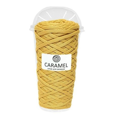 Полиэфирный шнур Caramel Голд