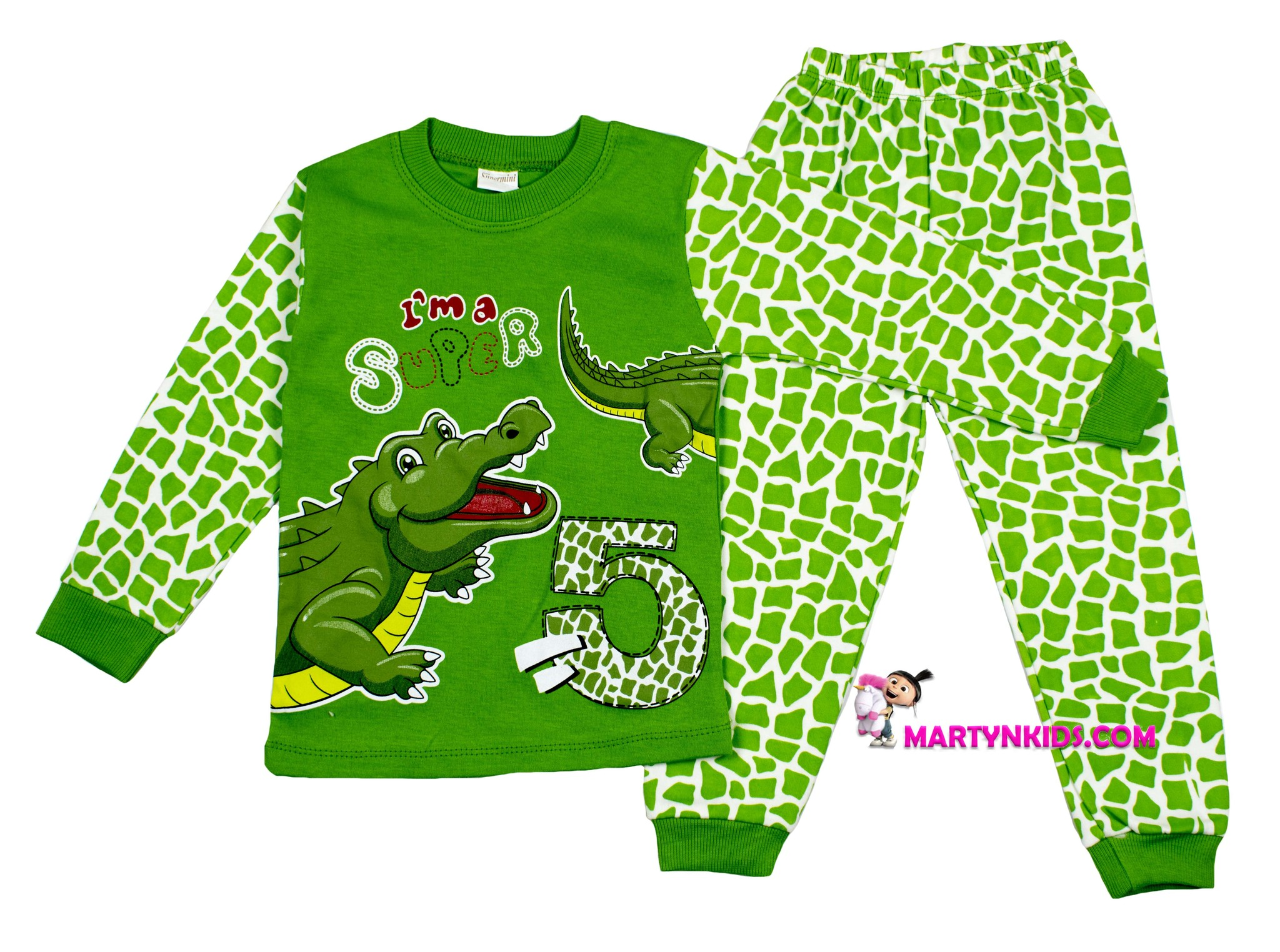 1989 пижама  Динозаврик