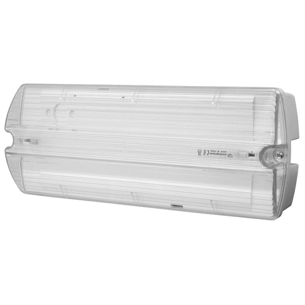 Светильник аварийного освещения с аккумулятором IP65/IP42 Helios Awex
