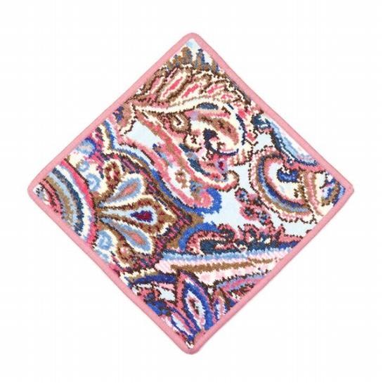 Элитная салфетка шенилловая Maharani sky 124 altrosa от Feiler