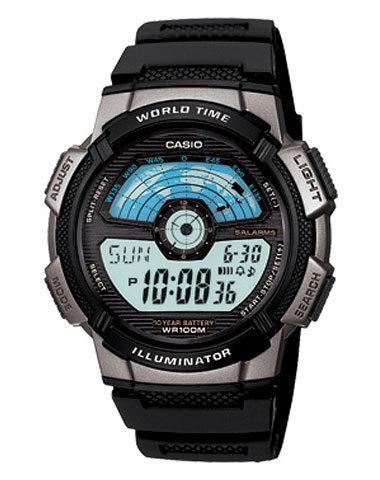 Купить Наручные часы Casio AE-1100W-1A по доступной цене