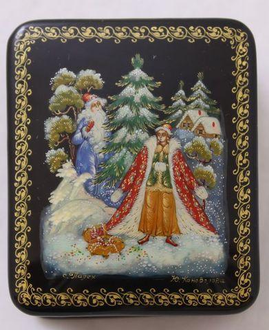 Шкатулка 14р115-4