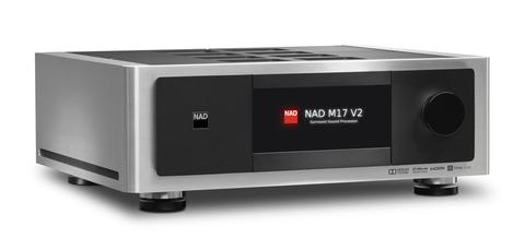 NAD M17.2, цифровой предусилитель