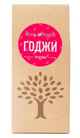 Ягоды Годжи, 100 гр, Royal Forest