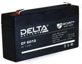 Аккумулятор Delta DT 6012 ( 6V 1,2Ah / 6В 1,2Ач ) - фотография