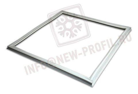 Уплотнитель 65.5*57см для холодильника  Индезит B20N (морозильная камера) Профиль 022