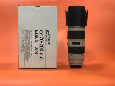 Canon EF 70-200mm f/2.8L IS II USM  Полный комплект