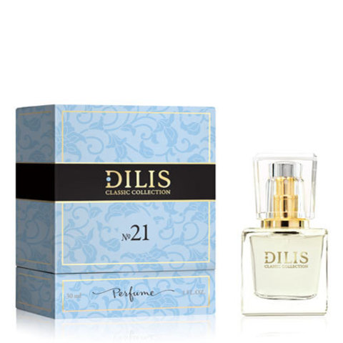 Dilis DILIS Classic Collection Духи №21 30мл