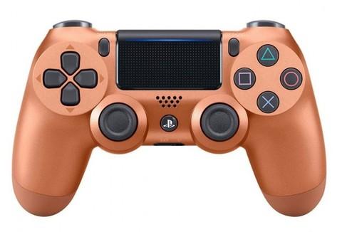 Sony PS4 Беспроводной контроллер DualShock 4 (Cooper (медный), 2ое поколение)