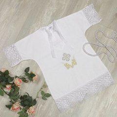 Крестильная рубашка Ручеек