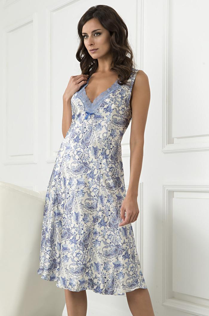 шелк натуральный Сорочка женская шелковая MIA-Amore Дольче Вита  5918 5918.jpg