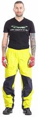 Штаны-дождевик Dragonfly EVO Yellow - мембрана