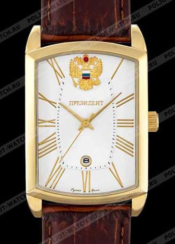Купить Наручные часы Полет Президент 7436302 по доступной цене