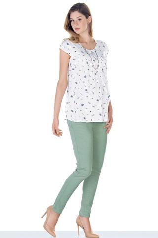 Блузка для беременных 09576 белый