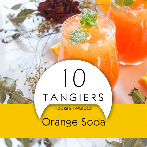Табак Tangiers Noir Orange Soda 100 г