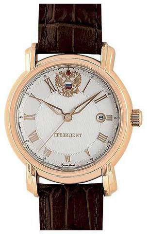 Купить Наручные часы Полет Президент 5709310 по доступной цене