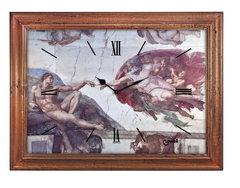 Часы настенные Lowell 11222