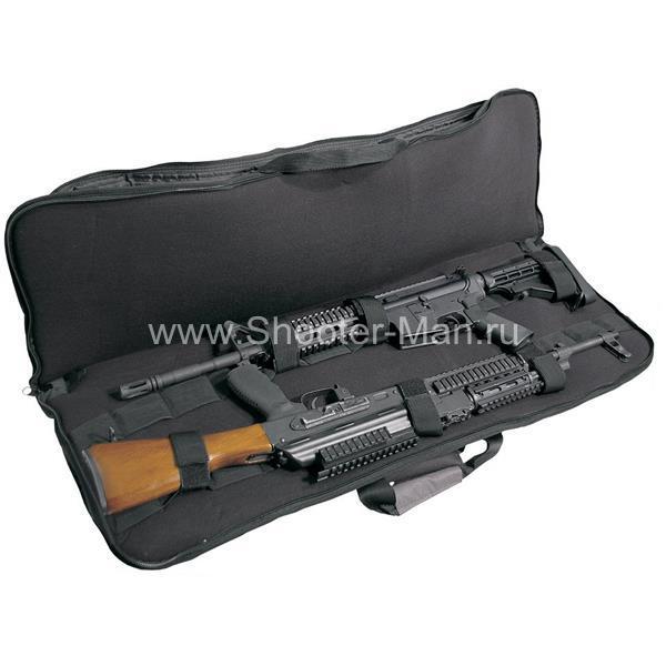 ехол-рюкзак для оружия тактический 106 см Leapers UTG Homeland Security фото 2