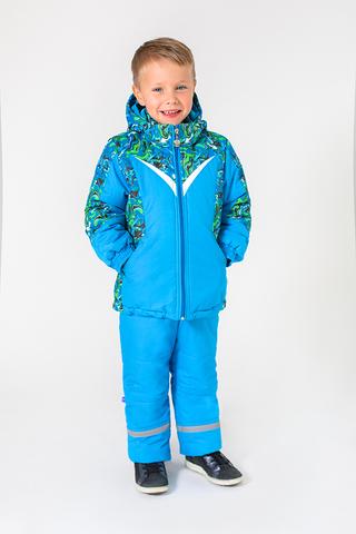 Зимний комбинезон-костюм Морозко