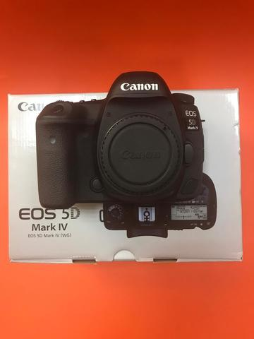 Canon EOS 5D Mark IV Body  Гарантия 2 года