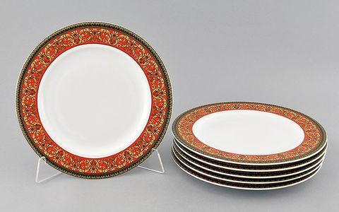 Набор тарелок мелких 25 см Сабина Leander