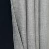 Комплект штор с подхватами Кенна серый